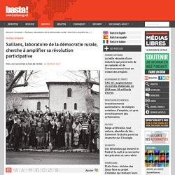 Saillans, laboratoire de la démocratie rurale, cherche à amplifier sa révolution participative