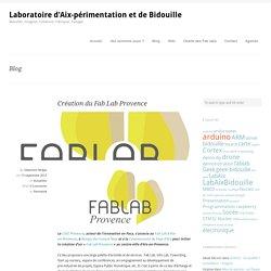 Laboratoire d'Aix-périmentation et de Bidouille