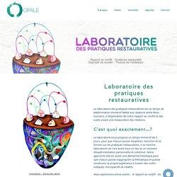Laboratoire des pratiques restauratives