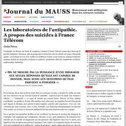 France telecom change management