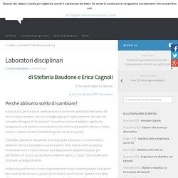 Laboratori disciplinari – BRICKS