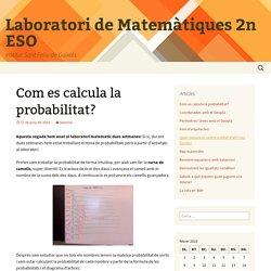 Laboratori de Matemàtiques 2n ESO
