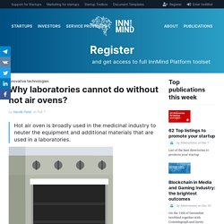 Why laboratories need hot air ovens?