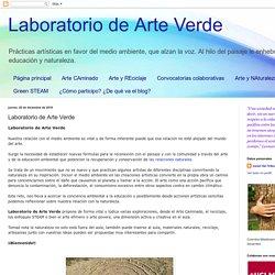 Laboratorio de Arte Verde
