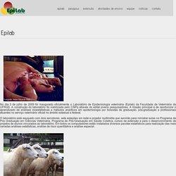 EPILAB - Laboratório de Epidemiologia Veterinária da UFRGS
