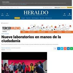 Nueve laboratorios en manos de la ciudadanía