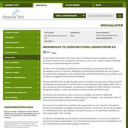 Search & Selection samt leder- og organisationsudvikling