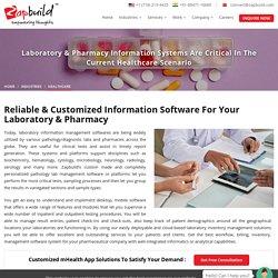 Laboratory and Pharmacy Management Software Development