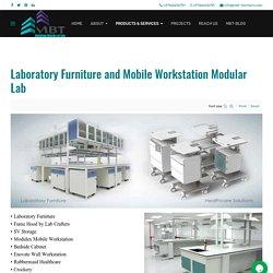 MBT - Laboratory Furniture and Mobile Workstation Modular Lab in UAE
