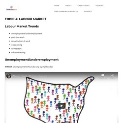 Labour market trends - Think Learn Act