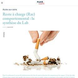 Reste à charge (RAC) comportemental : la synthèse du Labplacedelasante.mutualite.fr