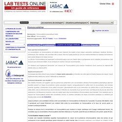 Labtest-Homocystéine