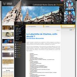Le Labyrinthe de Chartres enfin dévoilé ?
