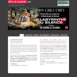 Le Labyrinthe du silence un film de Giulio Ricciarelli