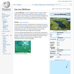 Lac aux Méduses