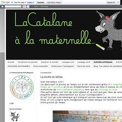 LaCatalane à la maternelle...: La poutre du temps