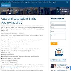 Cut and Laceration Injury Lawyer Elizabeth NJ- Worker Comp