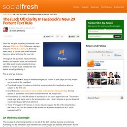 Social Fresh | The Crowdsourced Facebook Marketing Book