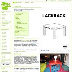 LackRack - Eth0Wiki