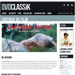Lacombe Lucien de Louis Malle (1974) - Analyse et critique du film