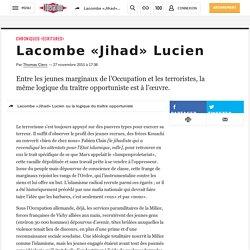 Lacombe «Jihad» Lucien