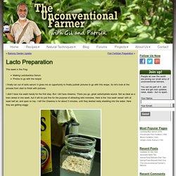 Lacto Preparation