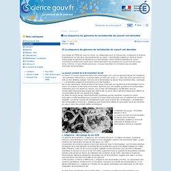 La séquence du génome du lactobacille du yaourt est dévoilée