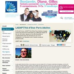 LADAPT/Val d'Oise-Paris Adultes