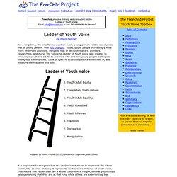 arnstein ladder of participation pdf