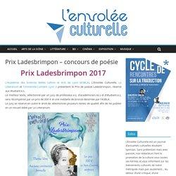 Prix Ladesbrimpon - concours de poésie -