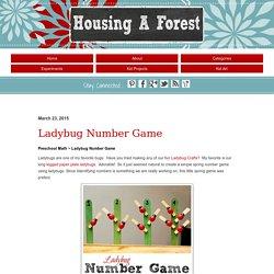 Ladybug Number Game