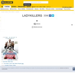 Ladykillers - film 2004