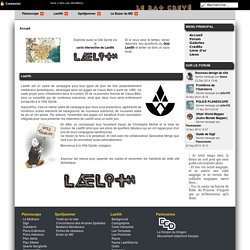 Laelith - Le Rat Crevé : Donjons & Dragons - Planescape - Spelljammer - Laelith