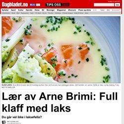 Lær av Arne Brimi: Full klaff med laks