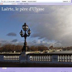 Laërte, le père d'Ulysse: PLACE DES PETITS-PERES, PARIS IIème arrondissement.