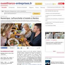 Numérique. LaFourchette s'installe à Nantes