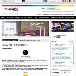 Lagardère Publicité