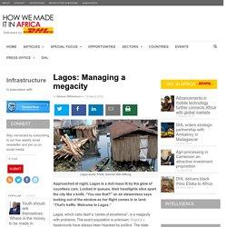 Lagos: Managing a megacity