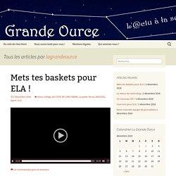 La Grande Ource, le blog du collège Henri Morat