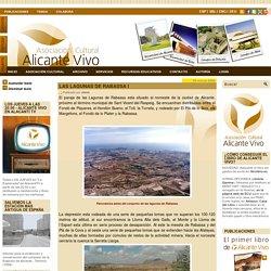 LAS LAGUNAS DE RABASSA I ~ Alicante Vivo