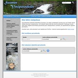 Etsi lähin suomalainen vesiputous