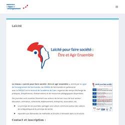 La Ligue de l'enseignement de Normandie