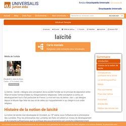 laïcité : Universalis Junior