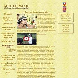 Laila del Monte : Communication Animale