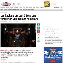 Les hackers laissent à Sony une facture de 200 millions de dollars