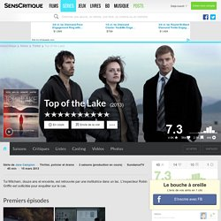 Top of the Lake - Série (2013) - SensCritique