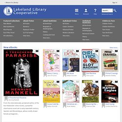 Lakeland Library Cooperative Digital Catalog and Download Center
