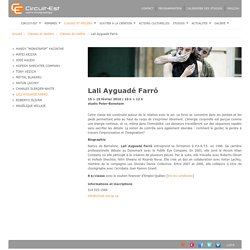 Lali Ayguadé Farró