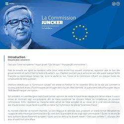 LaLibre.be - La Commission Juncker