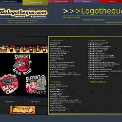 Logothèque Vectorielle - LaLogotheque.com : Banque de LOGOS vectoriels et ressources vectorielles (format Illustrator). Logos vectoriels.